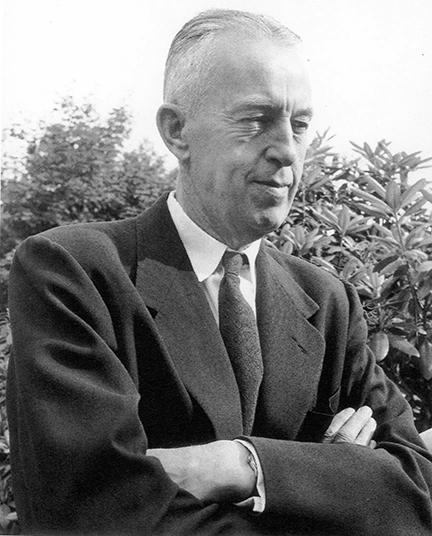 Founder, Bill Wilson