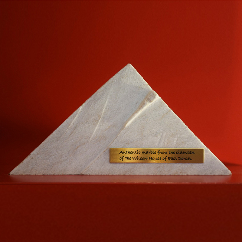 Triangle Paperweight
